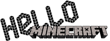 Logo Hello Minecraft